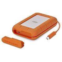 Disque dur externe LaCie Rugged Thunderbolt & USB-C - 2To
