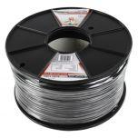Bobine de câble audio rouge-noir pour RCA ou Jack 2x0.25mm2 100m