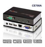 Extendeur KVM VGA ATEN (CE700A) par RJ45 USB 150m