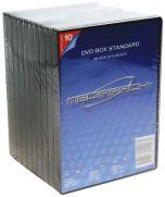 Boitier DVD standard noir 1 DVD pack 10