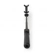 Perche selfie bluetooth noire 18.5 à 72cm