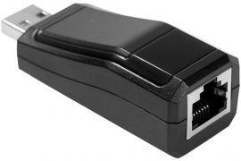 Convertisseur USB 2.0 vers ethernet RJ45 10/100mbps