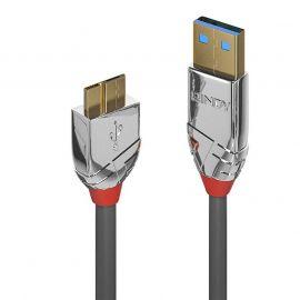Câble USB 3.2 Type A vers Micro USB type B 5Gbps Cromo Line 3m