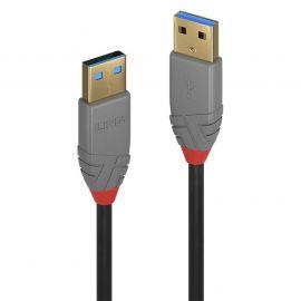 Câble USB 3.2 Type A 5Gbps Anthra Line 1m