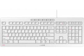 Clavier d'ordinateur CHERRY STREAM KEYBOARD USB gris QWERTY (US)