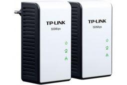TP-Link TL-PA411 adaptateur CPL 500MHz 10/100 2 boitiers