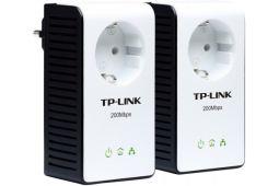 Pack 2 CPL TP-LINK TL-PA251 200MHz + prise électrique