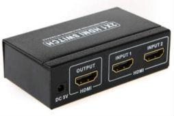 Commutateur HDMI automatique 2 entrées