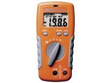 Multimètre numérique 61 sélection de gamme automatique