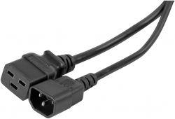 Câble électrique C14 vers C19 2m