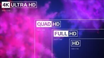 HD vs Full HD vs Ultra HD
